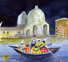 Night in Venice by Zachary Golus