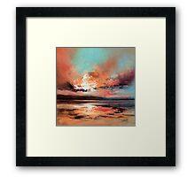 Wild Sky 1 Framed Print