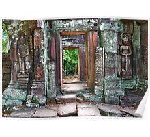 Banteay Kdei Poster