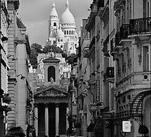 Sacré Coeur, Basilique du, Paris by aldogallery