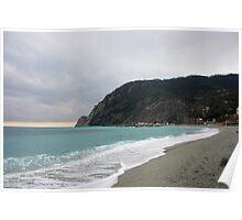 Monterosso Bay Poster
