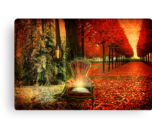 A Time and A Season Canvas Print