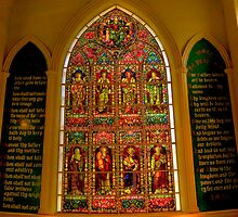 South India - Bangalore - St Andrews Anglican Church by Geoffrey Thomas