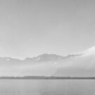 Lac Leman by Paul Ryan