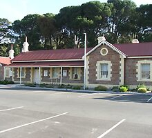 Mt Barker Railway Station by ScenerybyDesign