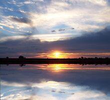 Heaven's Mirror by RavenMunro