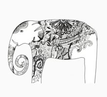 Elephant by Svetlana Mikhalevich