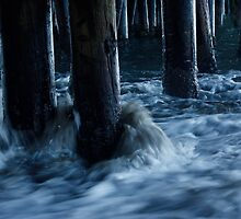 Under the boardwalk by TraceyParr