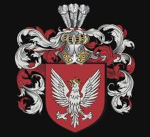 Family Coat of Arms by Rowan  Lewgalon