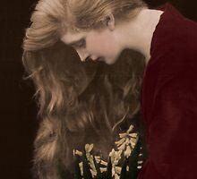 Vintage *Golden Cascade Beauty* by VintageMoon