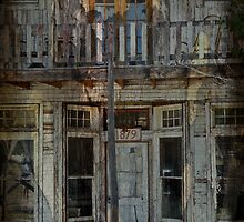 Old Bisbee Pharmacy by Linda Sparks