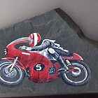 Richard Swallow - Manx Grand Prix by petertucker