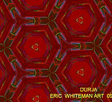 ( DURJA  ) ERIC WHITEMAN  ART   by eric  whiteman