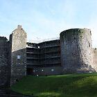 Rothesay castle by Kyle McCann