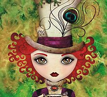 Fairytale Beauties ~ The Art of Sandra Vargas by sandygrafik
