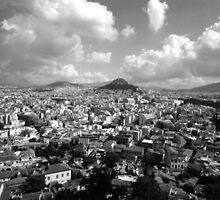 Athens by Susan Chandler