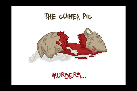 the guinea pig murders... by kangarookid