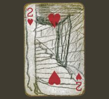 two of hearts by doug riley