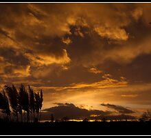 Stormy skies over Preston by Shaun Whiteman