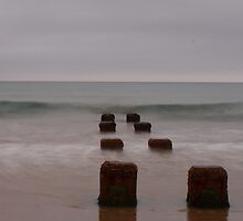 Apollo Bay Old Pier by MakaraUK
