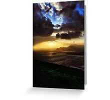 Achill View Minuan Greeting Card