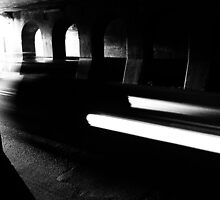 Light in the Tunnel by Marcin Retecki