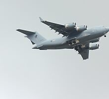 The Globemaster by silvertwister