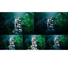 Decapitated Love Photographic Print