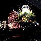 Nassau Street  Christmas  Princeton  by Rick  Todaro