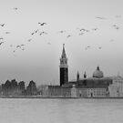 San Giorgio Maggiore by Hogne