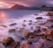 Elgol, Isle of Skye by Ian Flindt