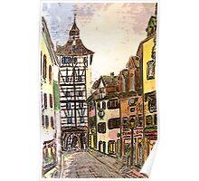 Kontanz, Germany Poster