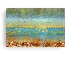 Incoming Waves Canvas Print