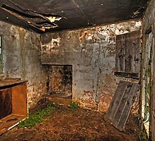 2nd Room in Ganger Cottage by Warren. A. Williams