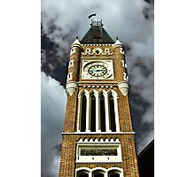 Towering Time Photographic Print