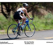 On Any Sunday - Road Bike Series by Paul Lindenberg