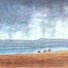 Morning Gallop by Shoshonan