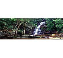 Somersby Falls, NSW Photographic Print