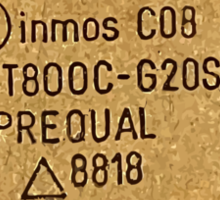 T800 Sticker