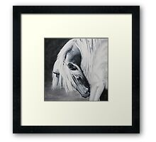 Elsa's Itch Framed Print