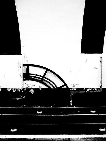 platform side by Daniel Weeks