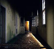 Hellingly Asylum England by Alan Black