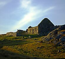 The Old Crofthouse by Gary Buchan