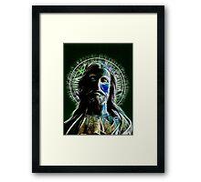 Lord of Light Framed Print
