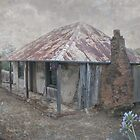 Hill End - Sofala Textured. by garts