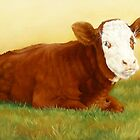 Billys' Calf by Margaret Stockdale