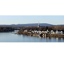 Old Gatineau  by Two Rivers Photographic Print