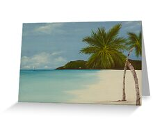 Jamaican Haven Greeting Card