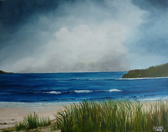 Sand Dune by Shelagh Linton
