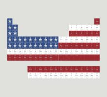 Patriotic Periodic by Reece Ward